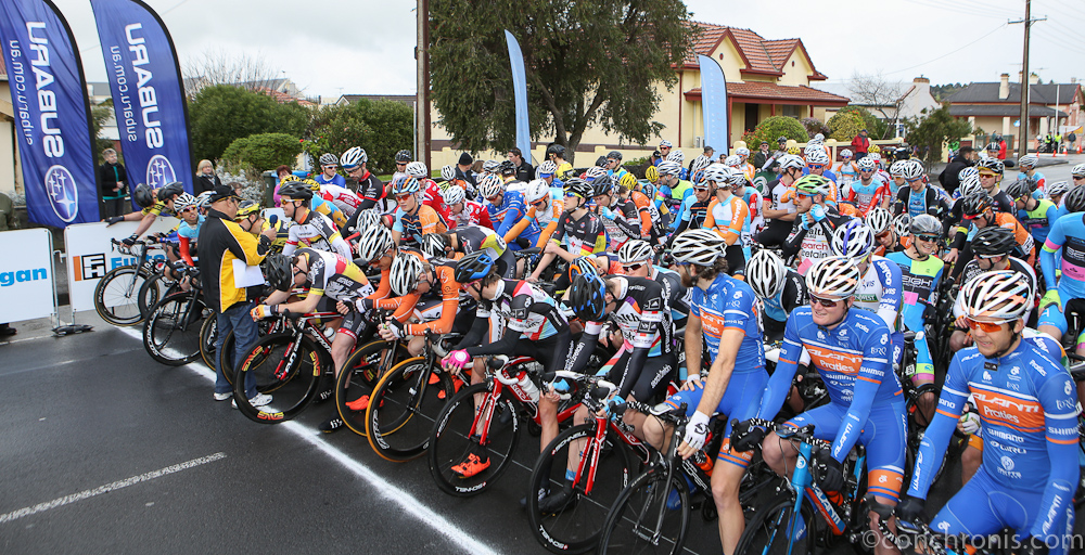 Tour of the Great South Coast  Stg 1 13/08/2014