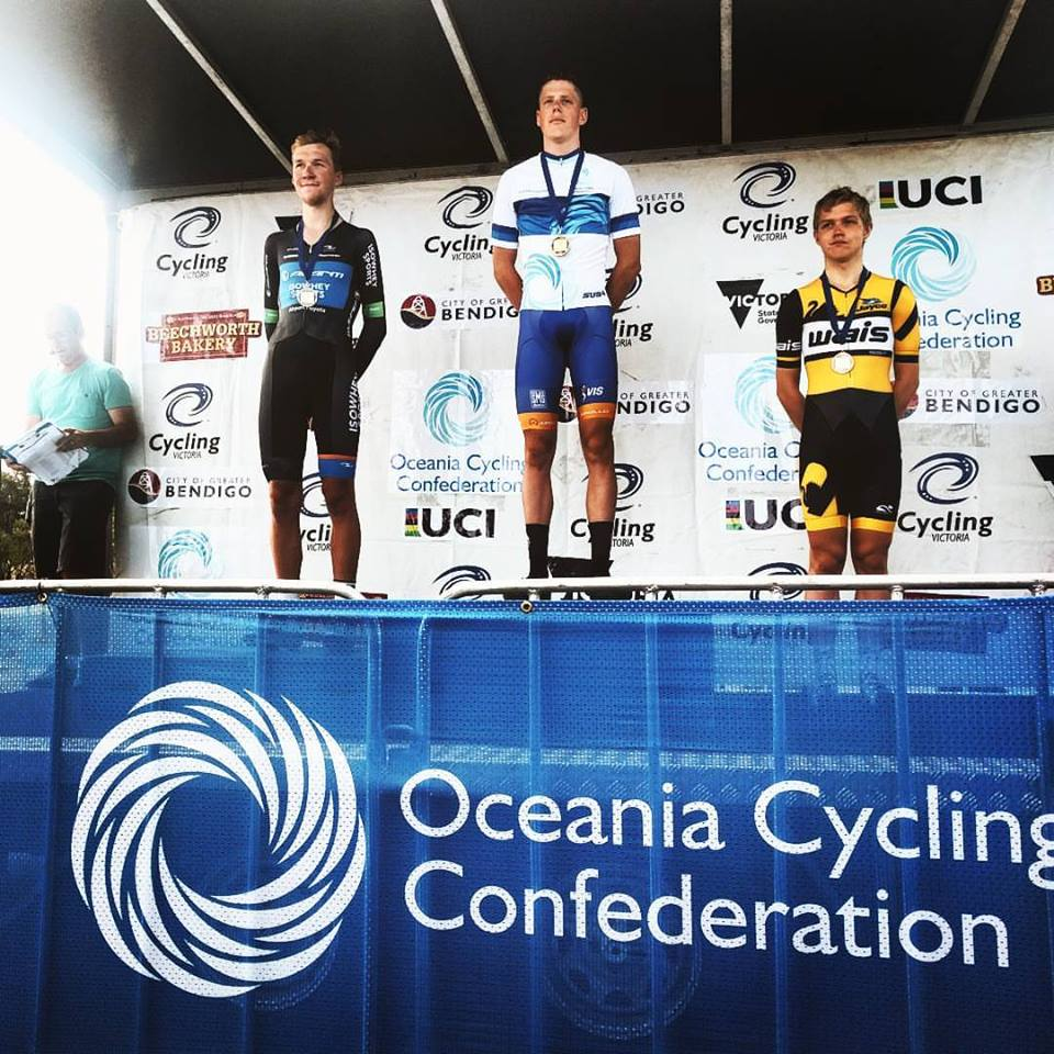 Lake Does The Double At Oceania Champs